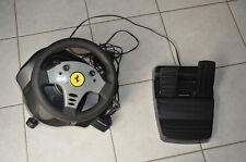 PC-ferrari force feedback Racing Wheel Thrustmaster incl. 2-pedalset