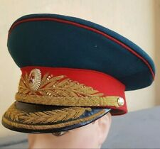 USSR General cap original General troops