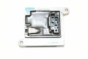 01 02 03 04 05 Mercedes-Benz C320 Resistor Blower Regulator Motor Control Module