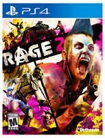 Rage 2 PS4 Brand New Sealed PlayStation 4