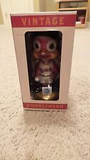 St Louis Cardinals Vintage Bobblehead Fred Bird - SGA 8/6/2016 with ticket