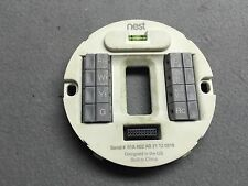 Used Wiring Base For Nest Learning Thermostat - 1st Generation