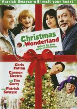 Christmas in Wonderland (DVD, 2009) Patrick Swayze Carmen Electra Tim Curry New