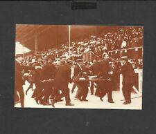 Nostalgia Postcard Italian Runner Pietri Dorando exhausted Olympic Games  1908
