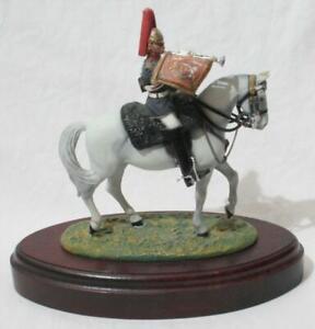 Superb BPC Pewter Figure Charles C Stadden - Mounted #3