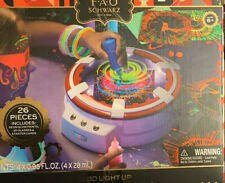 FAO Schwarz 3D Light Up Spin Art Brand New In Box! Great Gift!