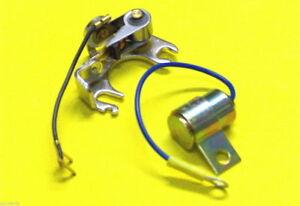 Zündkontakte + Kondensator  LJ80 SJ410 Suzuki Verteiler Kontakt Kondensator 0617