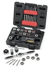 Gearwrench 40pc Metric Tap & Die Set, Threading Tools 3-12mm #3886