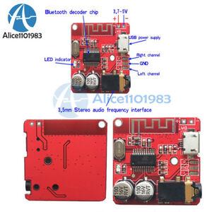 Mini Bluetooth 4.1 MP3 Player Lossless Decoder Board Micro USB TF SD Card 3.7-5V