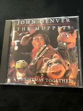 John Denver The Muppets A Christmas Together CD 1998