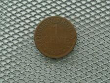 Haiti 1 cent 1886
