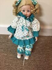 """*Carol Anne Doll by Karen Kennedy Limited """"Tiffany"""" by Goebel"""""""