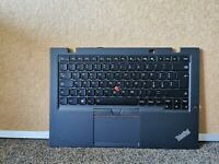 Lenovo Thinkpad X1 Carbon 3 Keyboard Tastatur Palmrest Touchpad French AZERTY A+
