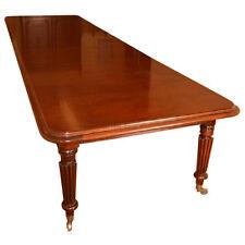Mahogany Antique Tables