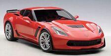 Chevrolet Corvette C7 Z06 Coupe 2014 Red Autoart 1:18 AA71262