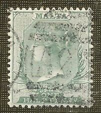 Colony Used Maltese Stamps (Pre-1964)
