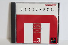Namco Museum Vol 3 PS1 PS PSX PlayStation 1 Japan Import US Seller SHIP FAST