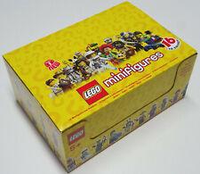 LEGO MINIFIGURES SERIE 1 CAJA COMPLETA 60 MINIFIGURAS 8683 - NUEVO, SIN ABRIR
