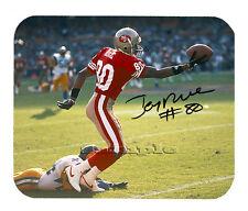 Item#2331 Jerry Rice San Francisco 49ers Facsimile Autographed Mouse Pad