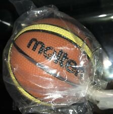 NEW Molten B100V Mini 12 Panel Basketball ~ One Ball