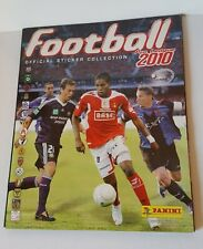 PAN 179 : Panini -Football Pro League 2010  ( complet)