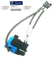 GENUINE 2012-17 Veloster Latch Lock Actuator Release Rear Door Right Passenger