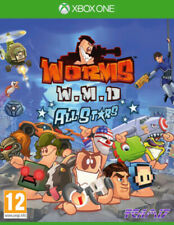 Worms W.M.D. All-Stars (Xbox One) Strategy: Combat ***NEW*** Fast and FREE P & P
