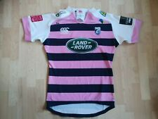 CARDIFF BLUES,WALES RUGBY MATCH WORN PLAYER RUGBY SHIRT /JERSEY/MAILLOT/- RARE