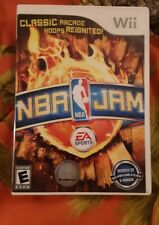 NBA JAM (Nintendo Wii) Complete In Case With Instruction Book. Boomshakalaka!