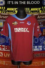 New listing 4.5/5 Drogheda United adults XXL 2005 home football shirt jersey trikot soccer