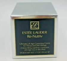Estée Lauder Re-Nutriv Ultimate Lift Age-Correcting Creme Throat Décolletage 1.7