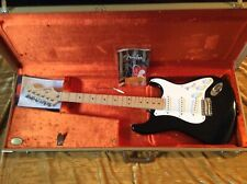 Fender Eric Clapton 'Blackie' 2007 Stratocaster-3xNoiseless P/UPS-TBX-25dB Boost