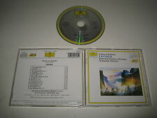 F.SCHUBERT/LIEDER(DG/445 717-2)CD ALBUM