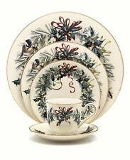 Lenox Winter Greetings 60Pc Set, Service for 12