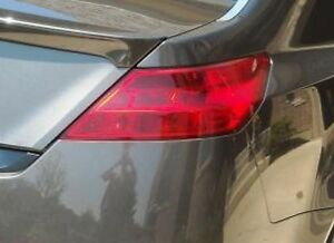 09-14 ACURA TL REDOUT TAIL LIGHT PRECUT TINT COVER RED OVERLAYS
