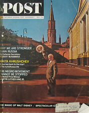 Saturday Evening Post November 7 1964