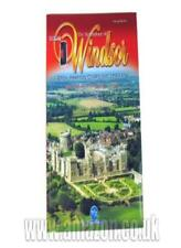 The Splendour Of Windsor - 160 Colour Illustrations and 11 Maps, A Tour Guide t