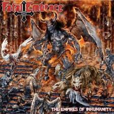 Fatal Embrace - The Empires Of Inhumanity CD #57491
