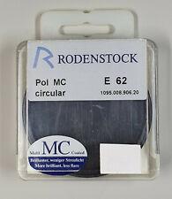 62mm circularer Polfilter von Rodenstock MC