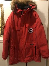 Canada Goose Authentic Parka Jacket Real Fur