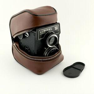 Lubitel 166 Universal ⭐ Vintage 120 Film Camera ⭐ LOMO 6x6, 6x4,5 Medium Format