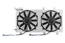 MISHIMOTO Radiator Fan Shroud Kit Plug-N-Play for 01-07 Subaru Impreza WRX/STi