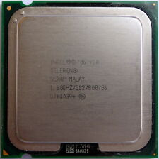 Intel Celeron 420, LGA 775, 1,6 GHz, FSB 800, 512 KB L2, SL9XP, 35 Watt