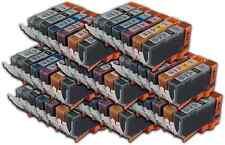 48 Ink Cartridges For Canon Pixma Printers PGI-520 CLI-521 MP980 MP990 MX860
