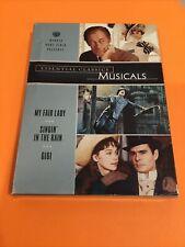 Essential Classics Musicals Dvd My Fair Lady Singin' In The Rain Gigi
