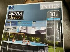 Intex Ultra XTR 26329EH 18ft. x 52in. Frame Pool Set w/ Sand Filter Pump