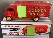 Dinky/Dan Toys 215 Guy Van Golden Shred Lorry, Superb Quality! Last One!!