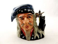 """Toby Character Jug """"The Wizard"""" Small Size, 1990  #D6909  2nd"""
