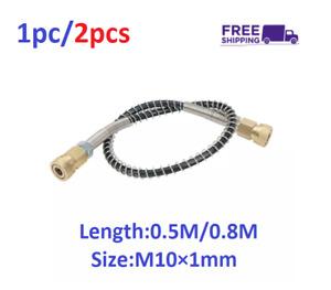 PCP Hose Pneumatics Air Pump Paintball Airgun Airsoft Rifle Female Connector M10