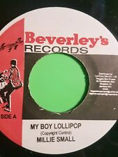 "Beverley's ""My Boy Lollipop/Sweet William MILLIE SMALL"
